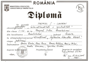 DIPLOMA INTERCULTURALITATE