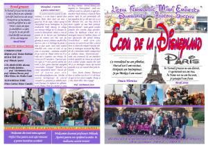 Revista ECOU DE LA DISNEYLAND